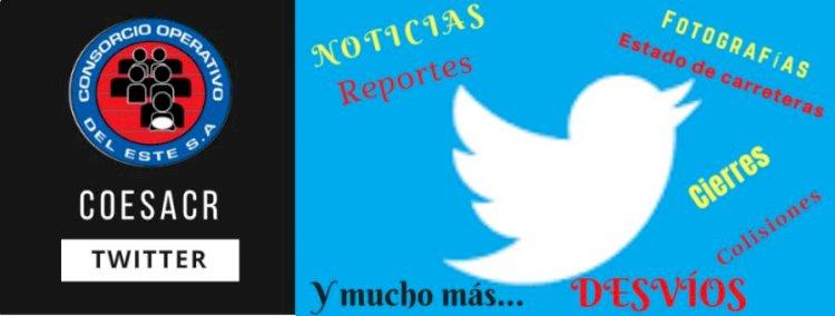 Twitter nuestro aliado informativo.