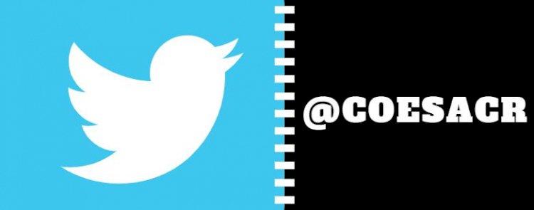 COESA en Twitter