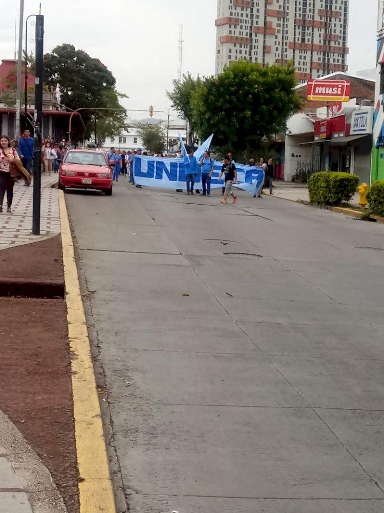 Manifestaciones en San José